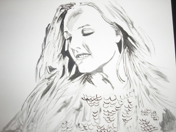 Kerry Ellis par Coffee58